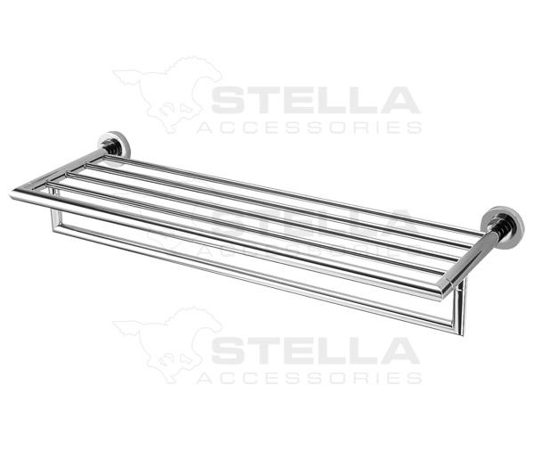 Półka na ręczniki z relingiem Stella Classic 07.020 _