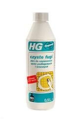 Płyn do czyszczenia fug HG Czyste Fugi