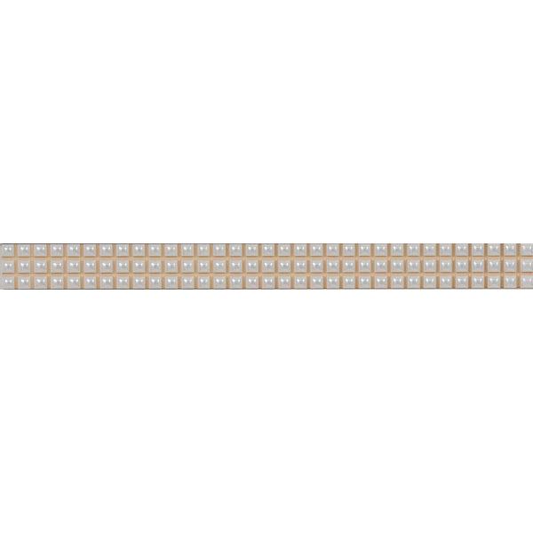Zdjęcie Listwa ścienna Tubądzin Perla 3 2,5×29,8