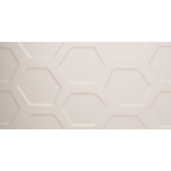 Płytka ścienna Tubądzin All in white 1 STR 29,8x59,8