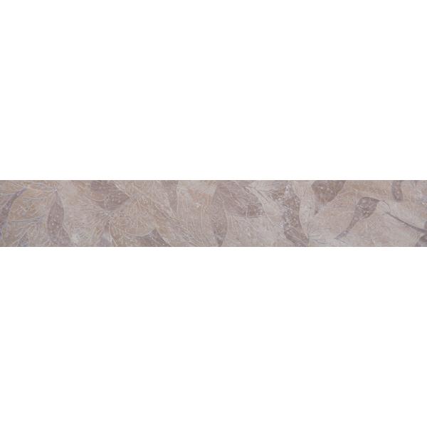 Listwa ścienna Tubądzin Obsydian Grey 9,8x59,8