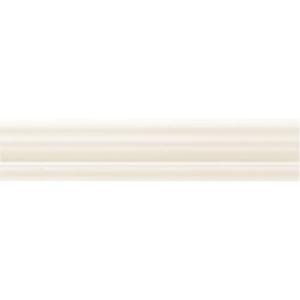 Listwa ścienna Tubądzin Royal Place White 2 6,2x29,8cm