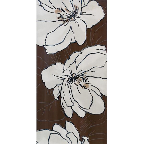 Zdjęcie Dekoracja ścienna Tubądzin Ashen 3 59,8×29,8