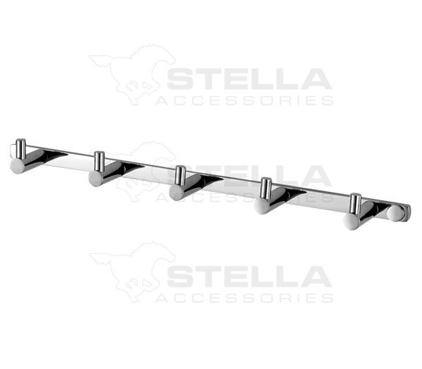 Listwa- 5 haczyków Stella 18.015