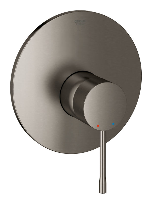 Zdjęcie Grohe Essence –  jednouchwytowa bateria prysznicowa Brushed Hard Graphite Grafit 19286AL1 @ ^