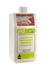Preparat do czyszczenia klinkieru i elewacji HG