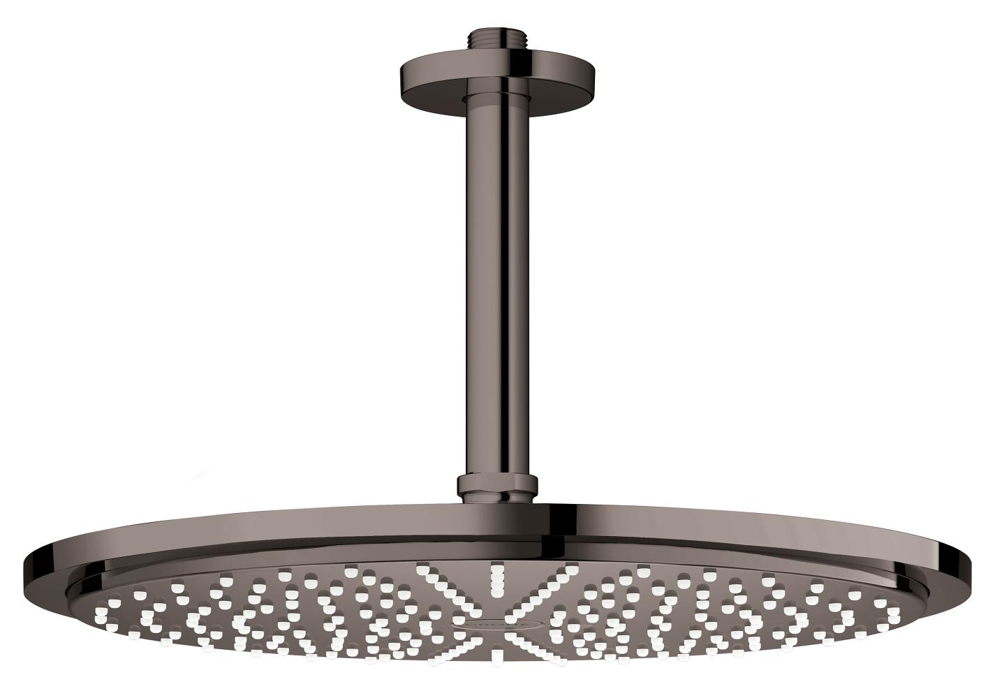 Zestaw prysznicowy GROHE Rainshower Cosmopolitan 310 Hard Graphite 26067A00 .