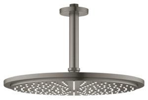 Zestaw prysznicowy GROHE Rainshower Cosmopolitan 310 Brushed Hard Graphite 26067AL0 .