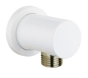 GROHE Rainshower - kolanko przyłączeniowe ścienne biały 27057LS0