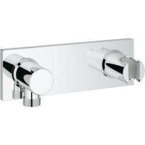 GROHE Grohtherm F - prysznicowe przyłącze ścienne ze zintegrowanym uchwytem prysznica 27621000