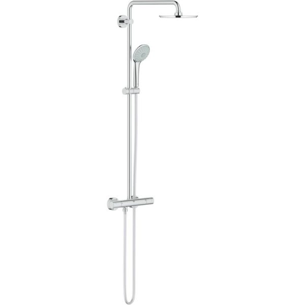 Zdjęcie Zestaw prysznicowy z termostatem Grohe System Euphoria XXL 210 27964000 .