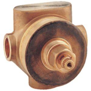 GROHE - element podtynkowy przełącznika trójdrożnego 29706000