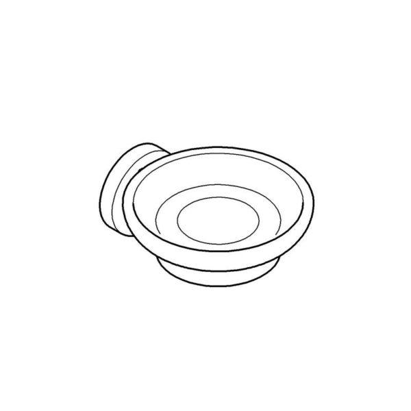 Zdjęcie Mydelniczka z uchwytem Grohe Essentials 40444001