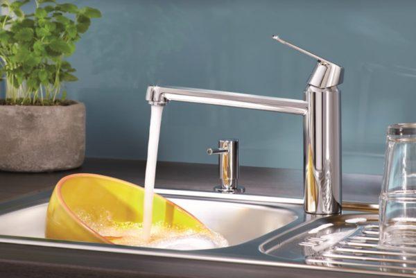 Zdjęcie GROHE Cosmopolitan – dozownik do mydła w płynie 40535000