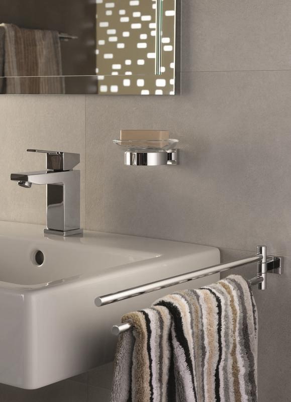 Zdjęcie Wieszak na ręcznik Grohe Essentials Cube 40624001