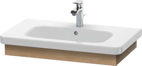 Obramowanie meblowe do umywalki Duravit Durastyle DS608105252