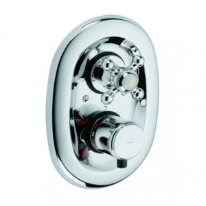 Podtynkowa bateria z termostatem Kludi Adlon 517200520
