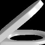 Deska WC wolnoopadająca Villeroy&Boch Omnia Architectura biały Alpin 98M9C101