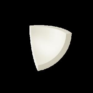 Kształtka Paradyż Gamma Bianco D mat. 3X3cm K---030X030-1-GAMA.BID-M