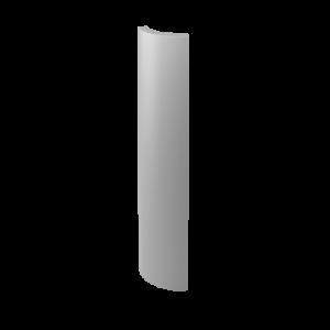 Kształtka Paradyż Gamma Szara B mat. 3X19,8cm K---030X198-1-GAMA.SZB-M