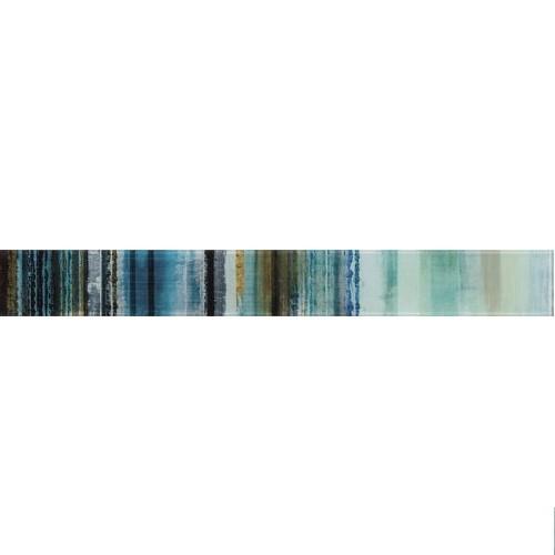 Listwa ścienna szklana Paradyż Nati 4,8X40cm