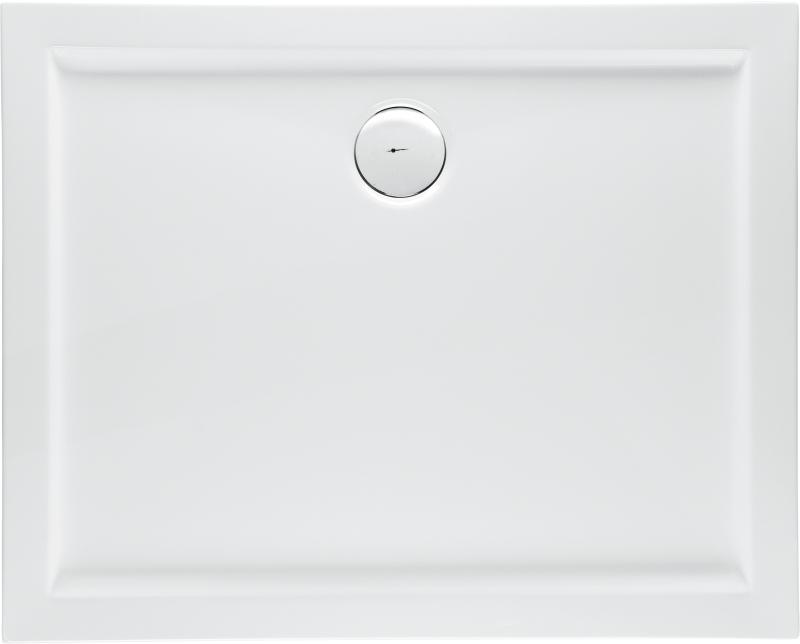 Brodzik prostokątny Atrium Tevere 100x90cm QA7-90