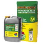 Hydroizolacja tarasów i basenów WIM A+B 32kg