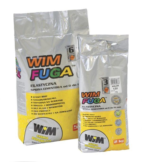 Zdjęcie Fuga cementowa Wim WIMFUGA 2 kg, Cynamon 1/43