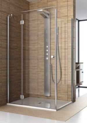 Ścianka boczna Aquaform Sol de luxe 103-06059P 90cm^ @