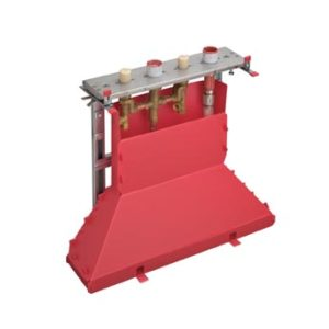 Zestaw podstawowy Hansgrohe Axor do baterii 4-otworowej do montażu na cokole z płytek 14445180