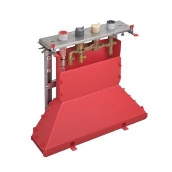 Zestaw podstawowy Hansgrohe Axor do baterii 4-otworowej z termostatem 15465180