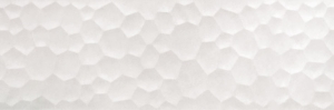 Dekoracja ścienna Azteca Unik R90 Bubbles White Matt 30x90