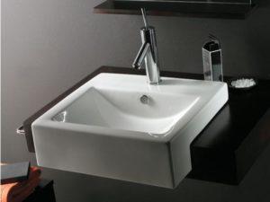 Umywalka blatowa Bathco Milan 0045