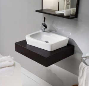 Umywalka nablatowa Bathco Aragon 4001