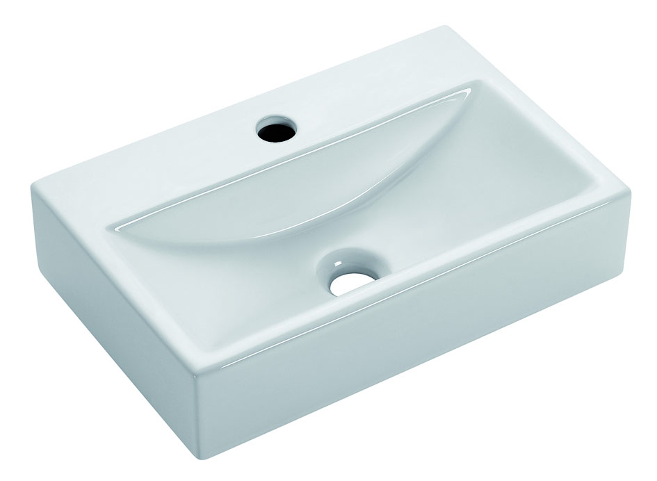 Umywalka nablatowa Bathco Paris 4055