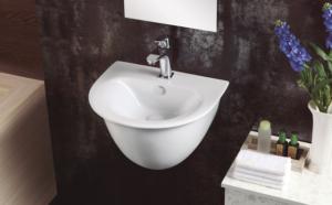 Umywalka wisząca Bathco Gante 48x42cm 4085