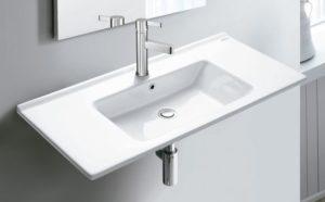 Umywalka wisząca Bathco Riga 100x45cm 4101