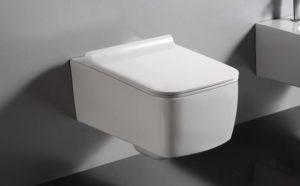 Miska WC wisząca Bathco Yucon 56,5x37cm 4533/UF