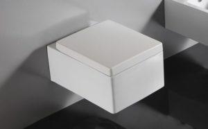 Miska WC wisząca Bathco Orinoco 52,5x38,5cm 4535/UF
