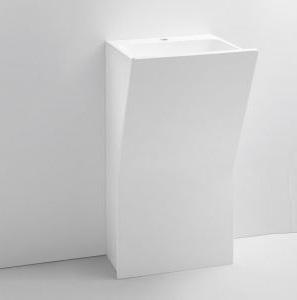 Umywalka stojąca Bathco Veneto 45x42cm 6010