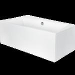 Wanna narożna asymetryczna Besco Infinity 150 Lewa 150x90cm WAI-150-NL