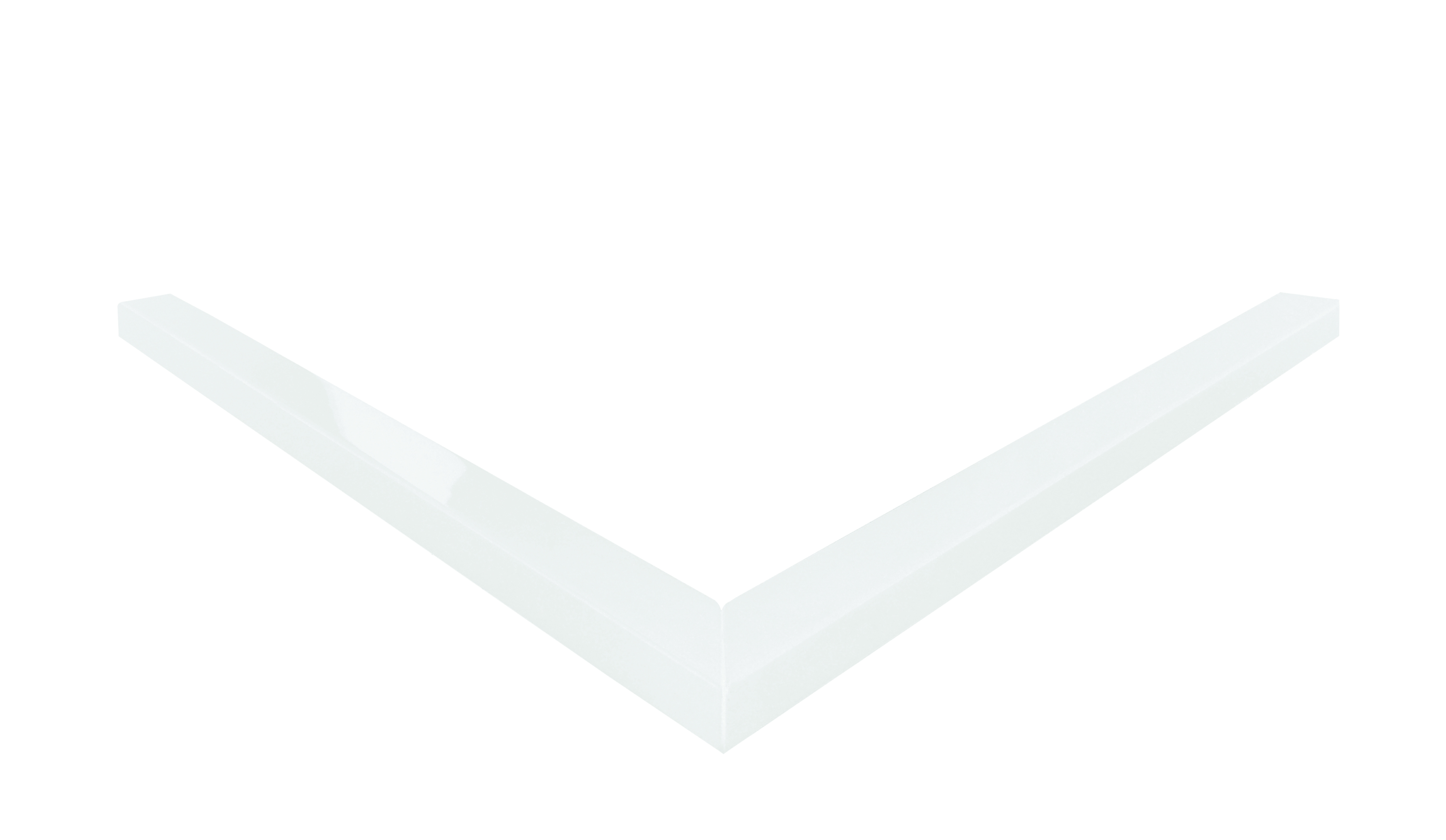 Brodzik kwadratowy ramka Besco Neo 80 biały 80x80 RMB-NEO-80