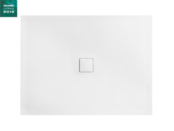 Zdjęcie Brodzik prostokątny Besco Nox 110 biały 110x90x3 BMN110-90-BB