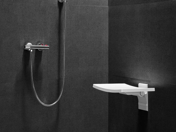 Zdjęcie Siedzisko prysznicowe Besco Active 32x370cm SPA