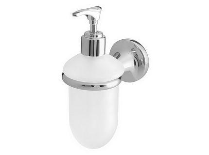 Dozownik mydła z uchwytem Bisk Ontario 00209