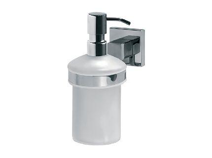 Dozownik mydła z uchwytem Bisk Arktic 01476
