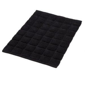 Dywanik Bisk Net 50x70 bawełna czarny 06704