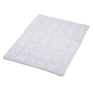 Dywanik Bisk Net 50x70 bawełna biały 06705