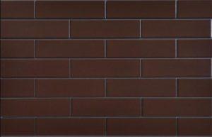Płytka elewacyjna Cerrad Brązowa szkliwiona 245x65x6,5mm 19836