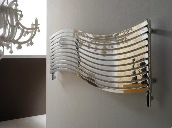 Zdjęcie Grzejnik łazienkowy Cordivari Lola Inox polerowany poziomy